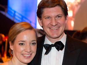 Schröders Ehemann Ole ist Parlamentarischer Staatssekretär im Innenministerium