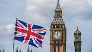 Londoner Wahrzeichen wird saniert: Big Ben verstummt für vier Jahre