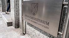 Teure neue Namen in NRW: Justizministerium wird Ministerium der Justiz