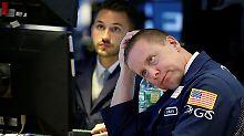 Trump-Chaos und Sonnenfinsternis: US-Anleger wagen nur kleine Schritte