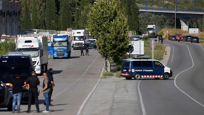 Polizei stellt Abouyaaquoub: Mutmaßlicher Haupttäter von Barcelona erschossen