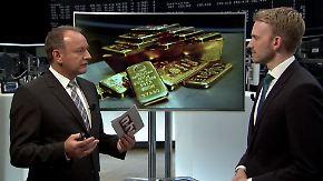 n-tv Zertifikate: Profitiert Gold doch von den Krisen?
