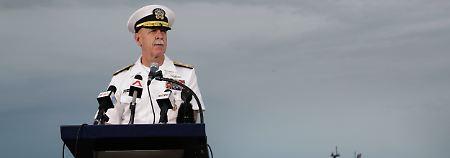 """Nach Kollision bei Singapur: Leichen in """"USS John S. McCain"""" gefunden"""
