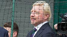 """""""Null Auskünfte"""" über Finanzen: Becker soll's als """"Head of Tennis"""" richten"""