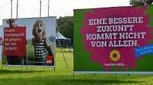Kurz vor der Bundestagswahl: Hälfte der Wähler ist unentschieden