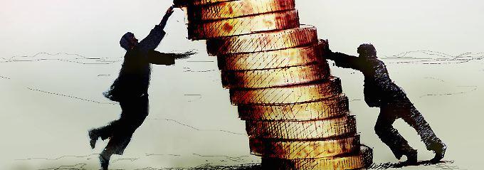 Stirbt der Darlehensnehmer, kann kann auch die Baufinanzierung für die Hinterbliebenen sehr schwierig werden.