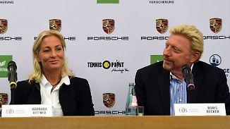 Tennisbund stellt sich neu auf: DTB stellt Becker und Rittner als Mitarbeiter vor