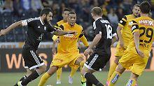 Die Königsklasse ist komplett: Aserbaidschan spielt Champions League