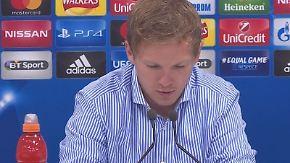 """Hoffenheim scheitert an Liverpool: Nagelsmann: """"Zu viel Stückwerk in der Defensive"""""""