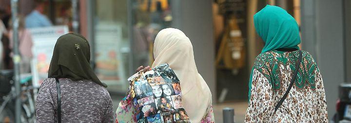 Integration gut, Akzeptanz mangelhaft: Studie zeigt Lebenswelt von Muslimen in Deutschland