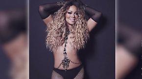 Promi-News des Tages: Mariah Carey erntet Shitstorm für Schummelfoto