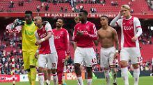 Salzburg in der Gruppenphase: Ajax Amsterdam verpasst Europa League