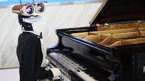 Weltraum, OP-Tisch, Konzertsaal: Weltgrößte Robotermesse öffnet ihre Pforten