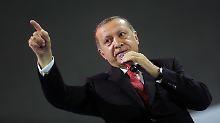 """""""Populismus und Ausgrenzung"""": Erdogan reagiert auf deutsches TV-Duell"""