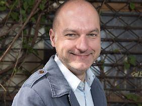 Frank Stauss ist Mit-Gesellschafter der Werbe- und Kommunikationsagentur Butter. Der 52-Jährige hat in den vergangenen 25 Jahren mehr als 30 Wahlkämpfe gestaltet - die meisten für die SPD.