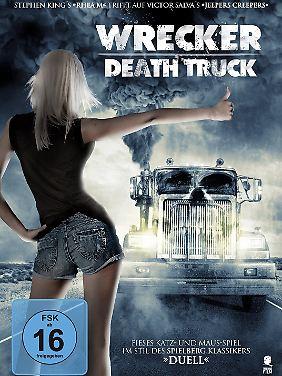 """""""Wrecker: Death Truck"""" ist bei Tiberius erschienen."""