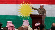 Unabhängigkeit für Iraks Kurden?: Referendum ist für Türken kein Kriegsgrund