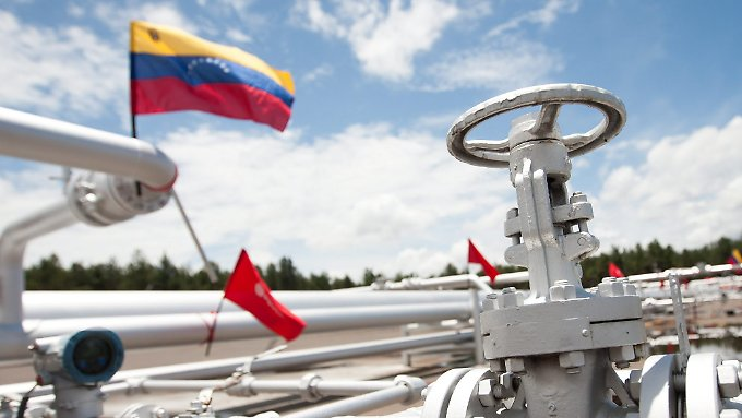Den Ölhahn dreht Trump PDVSA noch nicht zu. Doch die Sanktionen könnten den venezolanischen Staatskonzern finanziell empfindlich treffen.