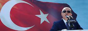 Türkei hält zehn Deutsche fest: Erdogan verunsichert Europa