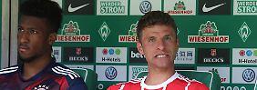 """""""Qualitäten nicht gefragt"""": Müller stänkert gegen Ancelotti"""
