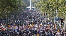 """""""Ich habe keine Angst"""": Barcelona trotzt dem Terror"""