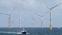 50 Prozent mehr Nordseestrom: Offshore-Windenergie wächst beständig