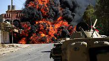 IS-Hochburg eingenommen: Irakische Armee triumphiert in Tal Afar