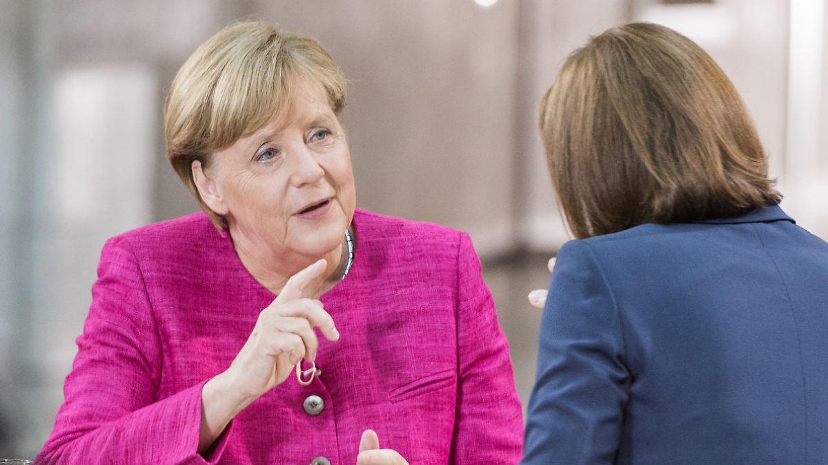 Merkel bekennt sich zu Verbrennungsmotor