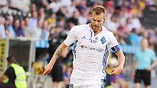 Ukraine-Stürmer kommt aus Kiew: BVB holt Jarmolenko als Dembélé-Ersatz