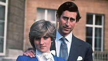 Ungeeignet als Thronfolger: Diana zweifelte an Charles' Königsqualitäten