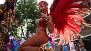 ... den berühmten Karneval von Rio nach London.