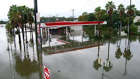 Erste Raffinerien in Texas geschlossen: Hurrikan treibt den Ölpreis in die Höhe