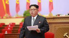 Der Tag: Kim Jong Un soll wieder Vater geworden sein