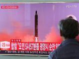 "Sanktionen wirkungslos: China sieht im Fall Nordkorea ""Wendepunkt"""