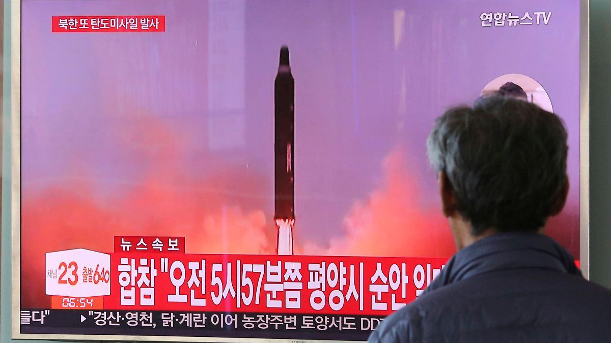 """China sieht im Fall Nordkorea """"Wendepunkt"""""""