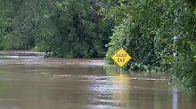 "Sturmkatastrophe in Texas: Warum ist ""Harvey"" so mächtig?"