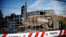 """Die Frage, was genau an Bord der """"Nautilus"""" passiert ist, beschäftigt nicht nur die Polizei, sondern auch die dänische Öffentlichkeit."""