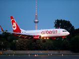 Der Börsen-Tag: Air-Berlin-Verkauf nutzt Luftfahrtaktien
