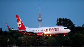 Nächste Runde im Bieterkampf: Ryanair und Wöhrl buhlen um Air Berlin