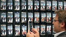 Thema Nr. 1 auf IFA: Das Smartphone dominiert den Markt