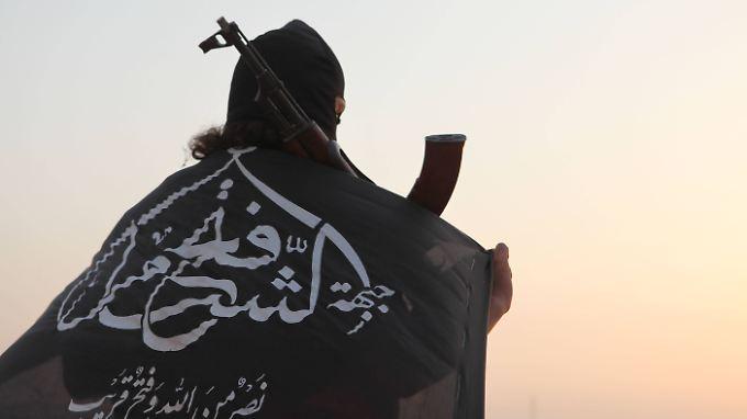Abdullah K. (nicht im Bild) soll in Syrien für die Al-Nusra-Front gekämpft haben.
