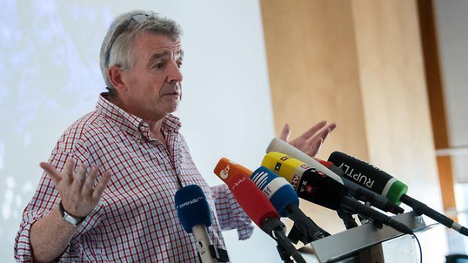 """""""Ein abgekartetes Spiel"""": Ryanair zieht sich aus Bieterkampf um Air Berlin zurück"""
