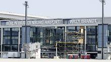 Ende der Bauarbeiten in Sicht: Hauptstadtflughafen soll Herbst 2019 öffnen