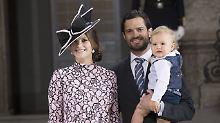 Noch mehr Nachwuchs in Schweden: Sofia und Carl-Philip begrüßen royales Baby