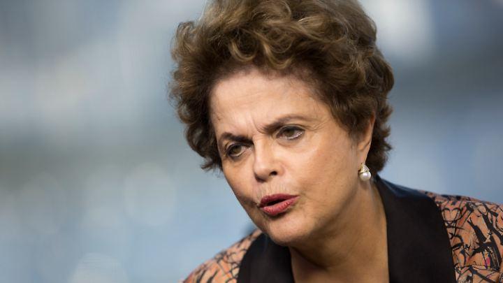 Vor einem Jahr wurde Temer nach der Amtsenthebung Rousseffs zum Präsidenten.