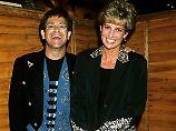 """Briten gedenken Lady Di: Elton John trauert um """"einen Engel"""""""