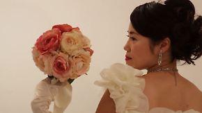 Selbstbewusste Singles: Immer mehr Japanerinnen heiraten sich selbst