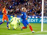 WM-Teilnahme in Gefahr: Oranje geht gegen Frankreich unter