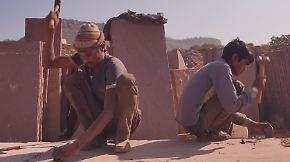 Steinbruch statt Schule: Indiens Kinder schuften für deutsche Grabsteine