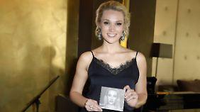 Hofbauer hat nun ihre erste eigene CD.